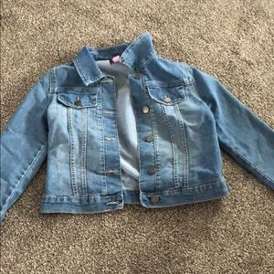Children's Place youth large 10/12 jean jacket